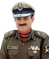 K. K. Sharma, DG, BSF_indianbureaucracy