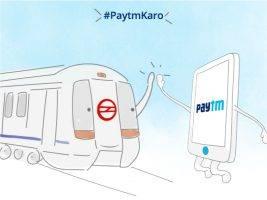 10 Metro Stations to go Cashless through Paytm indian bureaucracy