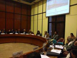 Chaudhary Birender Singh -Indian Bureaucracy