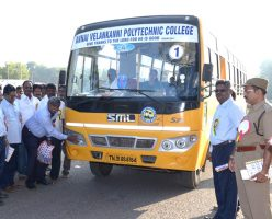 NLC celebrated 28th Road Safety -Indian Bureaucracy