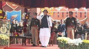 Rajnath Singh indian bureaucracy