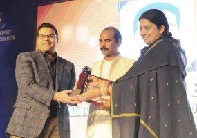 Smriti Irani AEPC Export Awards 2015 indian bureaucracy