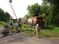 Indian Railways ,eliminate ,Unmanned Level Crossings ,Broad Gauge -IndianBureaucracy