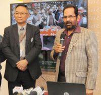 Mukhtar Abbas Naqvi -Indian Bureaucracy