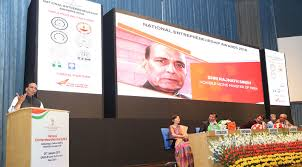 National Entrepreneurship Awards 2016 Presented Rajnath Singh