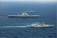 Navy's Theatre Level Exercise, TROPEX 17, gets underway