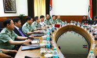 PLA Delegation visits India -Indian Bureaucracy