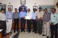 RINL bags Excellence in Exports Award