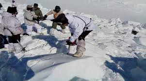 Avalanches in Jammu and Kashmir -IndianBureaucracy