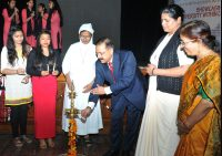 Jitendra Singh inaugurating the first North East India Inter-College -IndianbUreaucracy