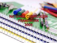 National Curriculum Framework -IndianBureaucracy