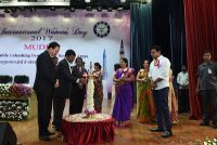 Subhash Bhamre attends International Women's Day WorkshopIndianBureaucracy
