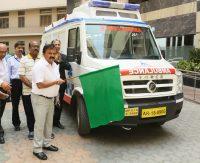 CMD AAI CSR_Ambulance -indianBureaucracy