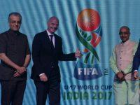 FIFA U-17 Football World Cup begins, Mini-Football Fest in capital-indianbureaucracy