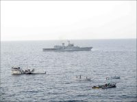 INS Sharda Foils Piracy attempt-indianbureaucracy