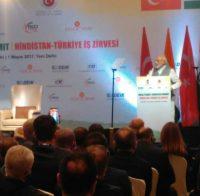 India & Turkey enjoy historic-indian bureaucracy
