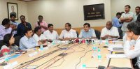 Nitin Gadkari addressing at the signing ceremony of an MoU -indianbureaucracy