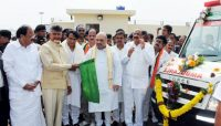 Suresh Prabhu releases advanced Life Support Ambulances -indianbureaucracy