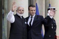 India, France