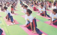 National Yoga Olympiad- 2017 Concludes