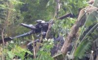 Advanced Light Helicopter Wreckage Located