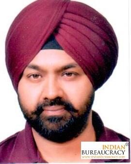 Rippudaman Singh Dhillon IAS