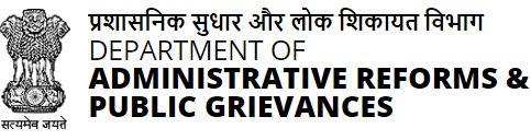 Department of Administrative Reforms & Public Grievances