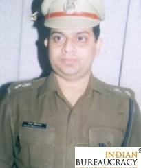 Raja Srivastava IPS