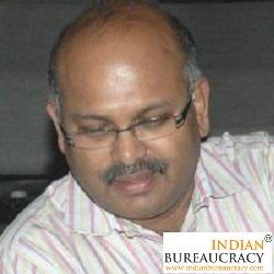 Sundeep Kumar Nayak IAS
