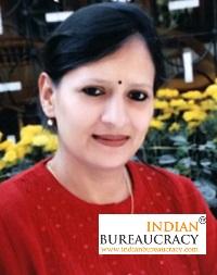 Kamini Chauhan Ratan IAS