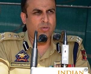 Swayam Prakash Pani IPS