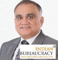 Anup Chandra Pandey IAS
