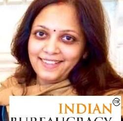 Ashwini Dattatraya Thakre IAS