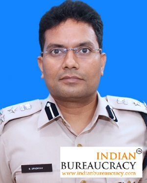 Ghanshyam Upadhyay IPS