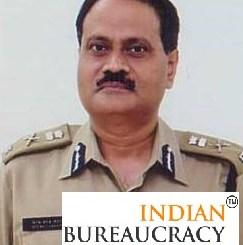 Hitesh Chandra Awasthi IPS