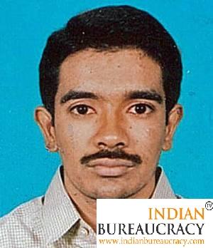M K Aravind Kumar IAS