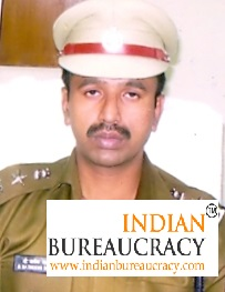 Satheesh Balan B IPS -Indian Bureaucracy