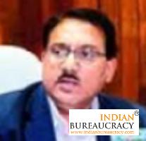 Vivek Kumar Dewangan IAS
