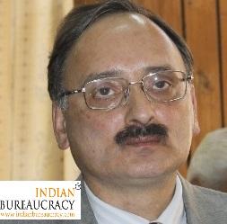 Dinesh Malhotra IAS