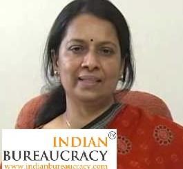 Mona Sharma IAS