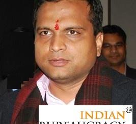 Muktanand Agrawal IAS