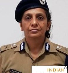 Tanuja Srivastava IPS
