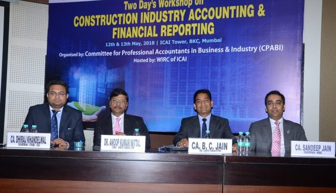 Two day conference on Construction Industry