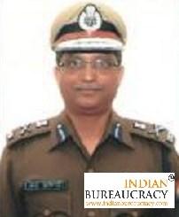 Chandra Prakash IPS