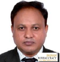 Ravindra Prasad Jaiswal IFS