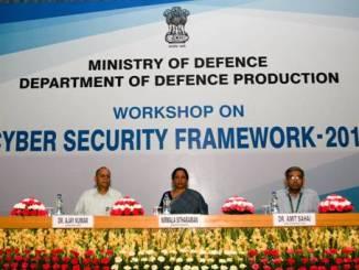 Workshop on Cyber Security Framework 2018