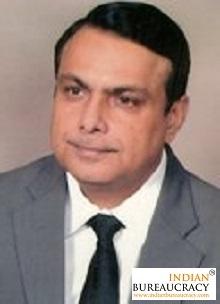 Rajesh Sharma IAS