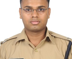 Ghanshyam Bansal IPS