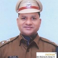 Lalit Maheshwari IPS