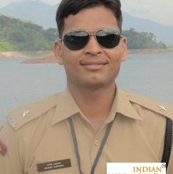 Manish Agarwal IPS